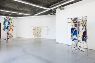 CAMILLA STEINUM - Dubious Desire for Cleanliness, installation view