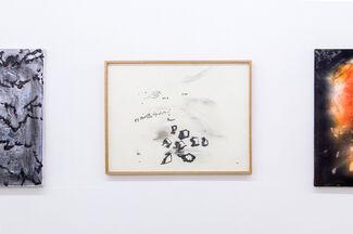 KÄLEN - Magni Borgehed, Matthew Lutz-Kinoy, and Natsuko Uchino, installation view