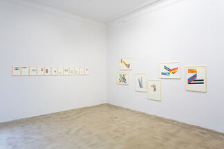 Waggle Dance, installation view