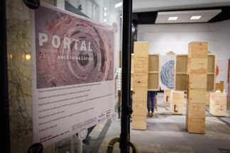 PORTAL Immersive Art experience and Science, installation view
