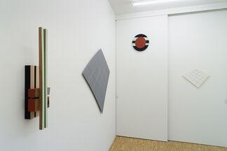 Denkbares - sichtbar   Sichtbares - denkbar, installation view