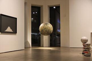 Vienna_Groundfloor: JOCHEN HÖLLER - Geld, installation view
