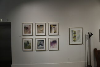 Lines & Lineage: New Works by Dolly Hartman and Mary Hartman, installation view