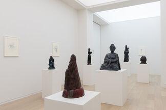 Paulina Olowska: Ceramics, installation view
