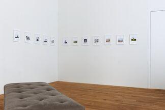 Florian Graf - Dwell Time, installation view