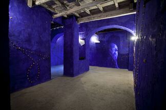 Michele Zaza - Revealed Universe, installation view