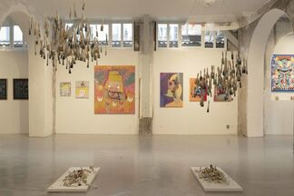Collective show, installation view