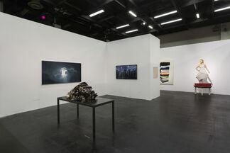 AKINCI at Art Cologne 2017, installation view