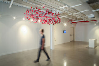 Helen Lee: Becloud, installation view
