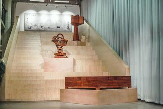 Naihan Li: I am a Monument, installation view
