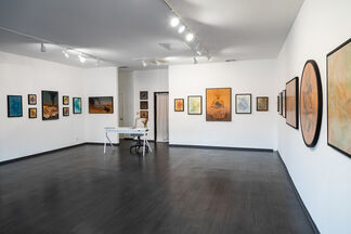 Immersed, installation view