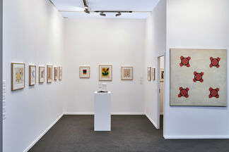 Luhring Augustine at Frieze Masters 2017, installation view