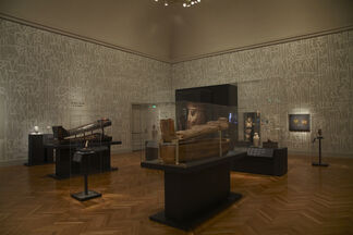 The Future of the Past: Mummies and Medicine, installation view
