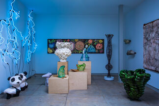 FOREST PRIMEVAL, installation view