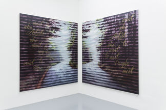 RAÚL CORDERO   Transient Poetry, installation view