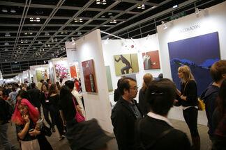 Decorazon at Affordable Art Fair Hong Kong 2014, installation view