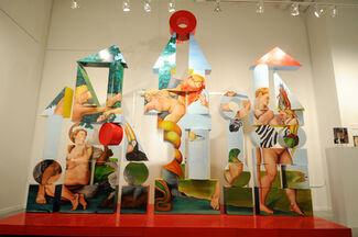 Camilla Ancilotto: Original Sin, installation view