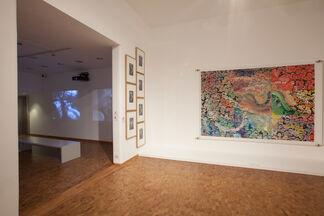 Alibis: Sigmar Polke. Retrospective, installation view