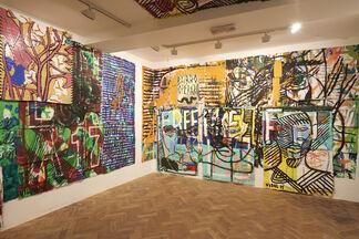 Francisco Vidal   Workshop Maianga Mutamba, installation view