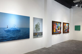 In Between Days V: Group Exhibition by Gallery Artists, installation view