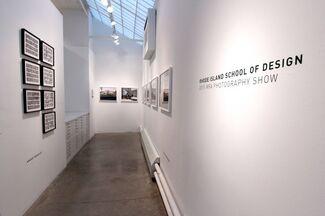 Six Degrees   Rhode Island School of Design 2015 MFA Graduate Show, installation view