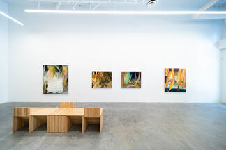 Smooth Sailing, installation view