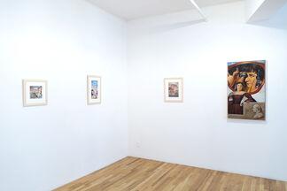 ERRÓ: War Heroes, installation view