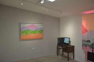 PAINT, installation view
