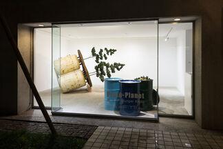 Bunpei Kado : Proto-Planet, installation view