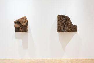 Leonardo Drew, installation view