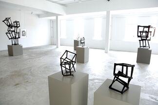 Jedd Novatt, installation view