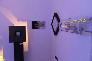 Licht und bewegung, installation view