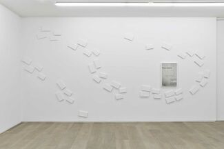 Claude Rutault, installation view