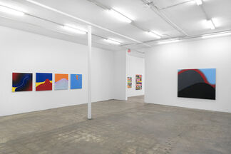 Noontide, installation view