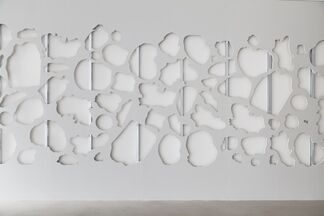 Scott Carter: The Shape of Things, installation view