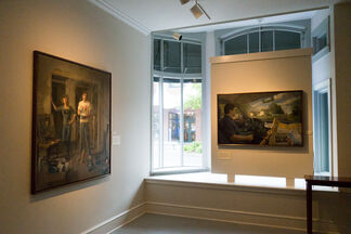 Alexandra Tyng, installation view