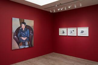 Someone's Portrait, installation view