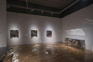 Mesh State - Zhoujie Zhang Solo Show, installation view