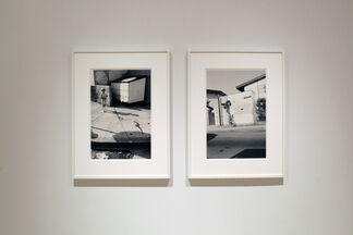 Incidents, installation view