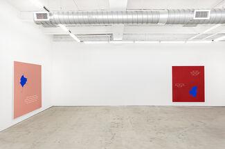 Paul Cowan, installation view