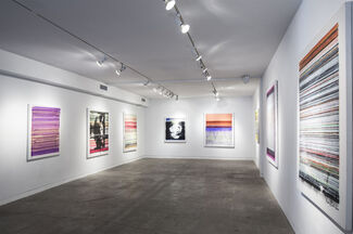 Painting in the Machine (Gallery 151), installation view