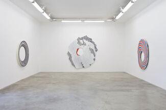 Post-Op. Perceptual Gone Painterly / Du perceptuel au pictural. 1958-2014, installation view