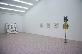 [GO◼DFINDER] - Zhou Yilun, installation view