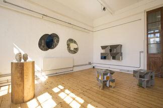 Tra l'Occhio e l'Ombra, installation view