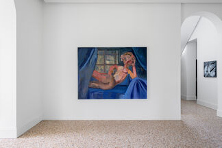 The painted picture show, installation view