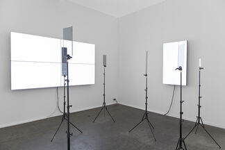Harlan Levey Projects at Art Brussels 2019, installation view