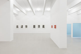 Serialities, installation view