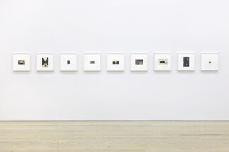 the mysterious device was moving forward, installation view