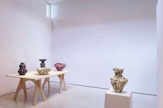 Donna Green: Ceramics, installation view