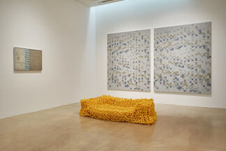 ONE AND J. Gallery at KIAF 2020, installation view